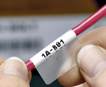 Panduit セルフラミネートラベル S100x150yaj 2500枚 の販売
